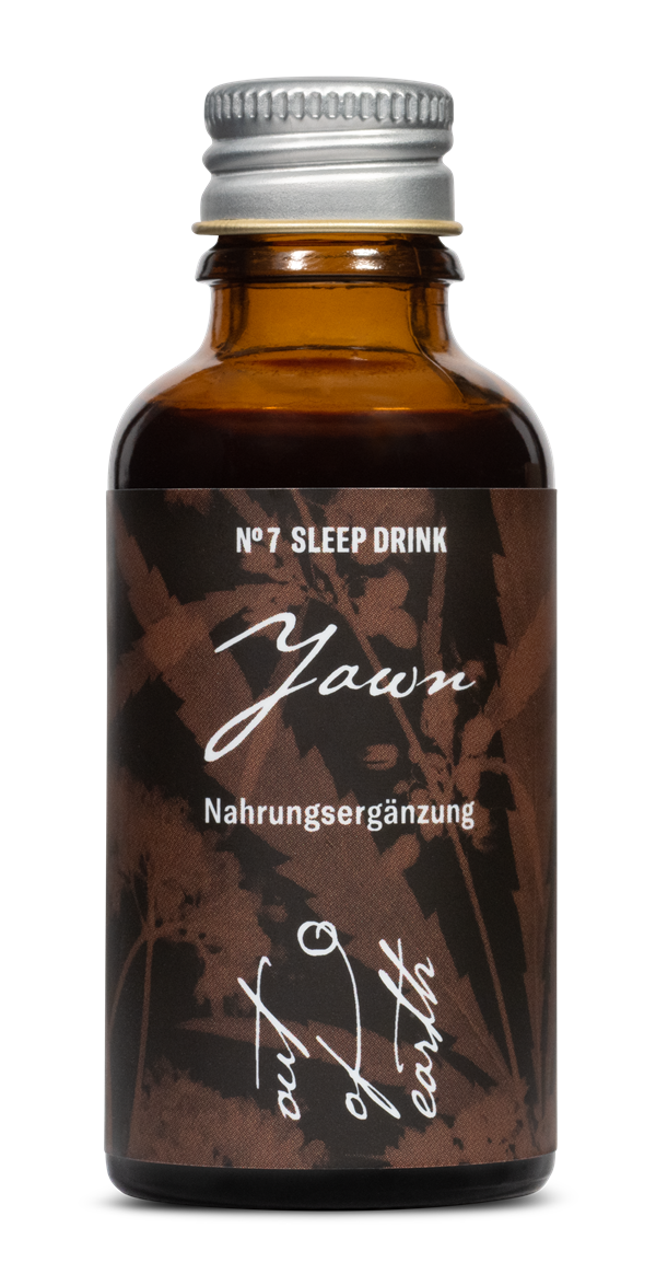Mangolds_YAWN_Sleep Drink No7_€16,90